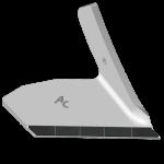 Flügelschar Kockerling  mit HM ADK 0005D  (rechts)