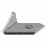 Flügelschar Kongskilde (Howard)  mit HM ADK 7032G (links)