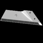 Flügelschar Lemken mit HM ADL 360CD (rechts)