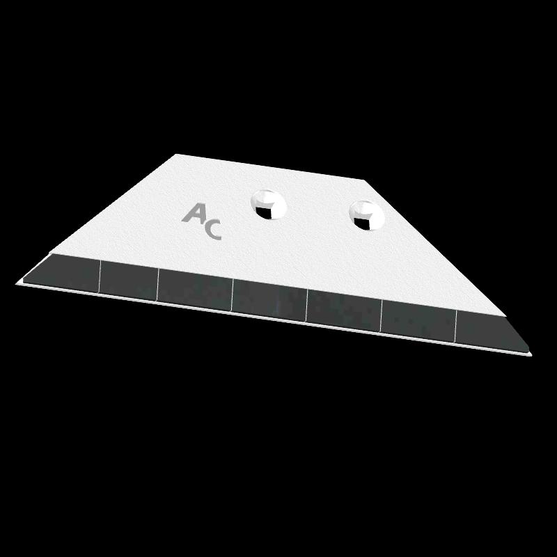 Flügelschar Rabe mit HM ADR 0060D (rechts) Agricarb