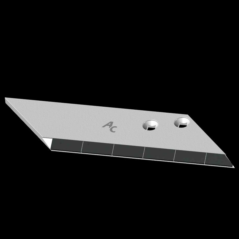 Flügelschar Razol mit HM ADR 0290D (rechts) Agricarb