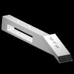 Tiefenlockerermeissel Askel mit HM BDS 7050-S