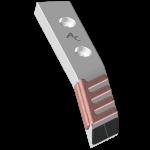 Tiefenlockerermeissel Bonnel mit HMBLR 6233G (rechts)