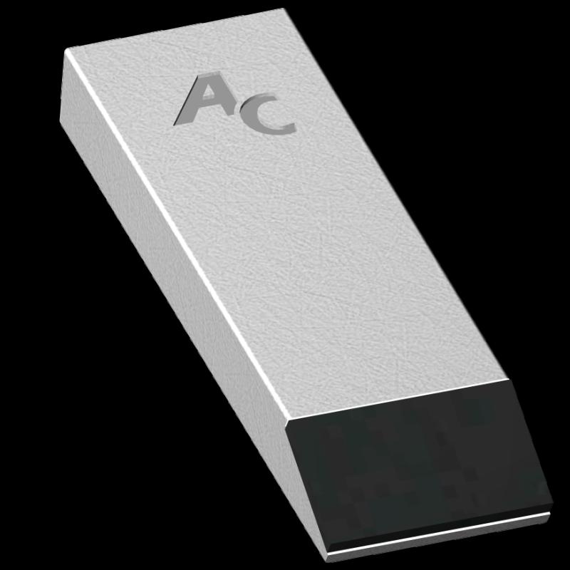 Meißelspitzen BEC 5216 (160x50x20 mm) Agricarb