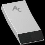Meißelspitzen BEC 7216C (160x70x20 mm)