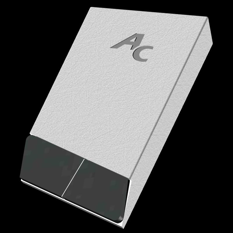 Meißelspitzen BEC 7217BD (170x70x20 mm) Agricarb