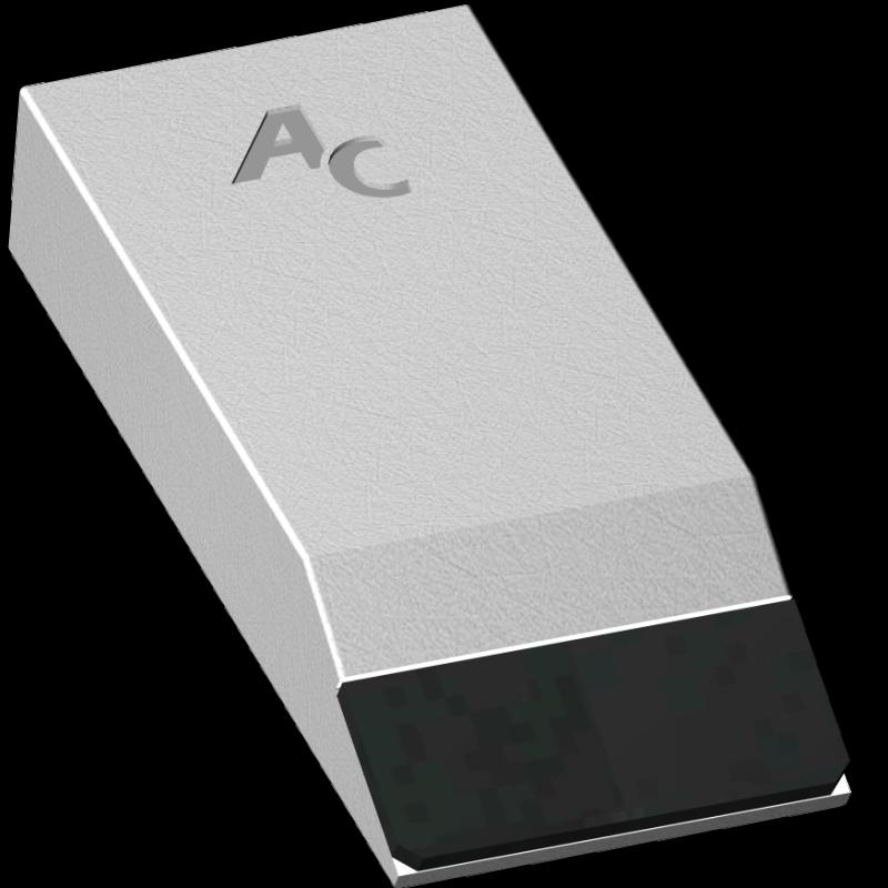 Meißelspitzen BEC 7316 (160x70x30 mm) Agricarb