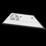 """Pflugschar Overum 16"""" mit HM SBO 4600D (rechts)"""
