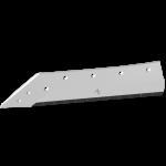 "Pflugschar Pöttinger 18"" mit HM SBP 1200G (lilnks)"