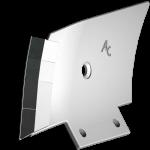 Tiefenlockerermeissel Razol mit HM CLR 0085G (links)