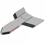 Tiefenlockerermeißel Actisol mit HM SFA 9304