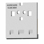 Abstreifer Lemken GLM 2004 mit HM Agricarb