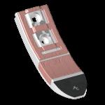 Scharspitze Bednar mit HM SCH 0080C-R