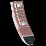 Scharspitze Lemken mit HM BDL 4441C-R