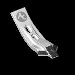 "Scharspitze ""universal"" mit HM SCC 7012-H Agricarb"