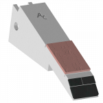 Tiefenlockerermeißel mit HM SDAG 7042-R