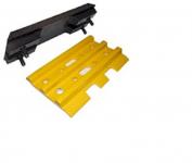 Polyurethan Bodenplatten Größe B1/ 260 mm (set)