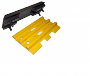 Polyurethan Bodenplatten Größe B4/350 mm (set)