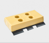 Polyurethan Bodenplatten Größe BS3/300 mm (set)