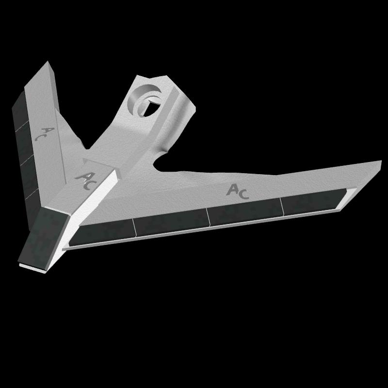 Delta schar STL 4356 Agricarb