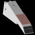 Tiefenlockerermeißel mit HM SDAG 7032-R