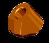 Rundschaftmeißel-Halter C87HDS (22 mm)