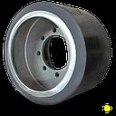 Rollen Challenger polyurethan MT 700/MT 800 serie (breit)